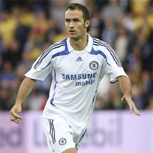 Ricardo Carvalho suffers fresh injury blow