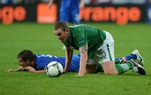 Euro 2012: Richard Dunne left heartbroken by Euro nightmare