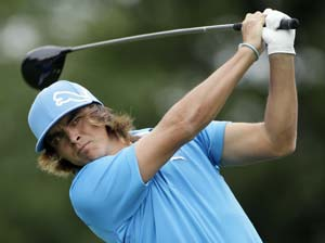 Rickie Fowler opens up clear lead at Korea Open