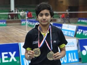 Rituparna Das, Aditya Joshi bag junior national badminton titles