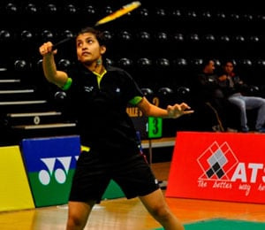 Rituparna Das, K Srikanth stun defending champions in badminton nationals
