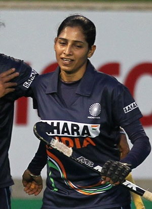 Ritu Rani to lead Indian eves in Hockey World League Round 2