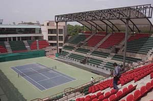 Davis Cup: Captain SP Misra happy with Malik's valiant fight