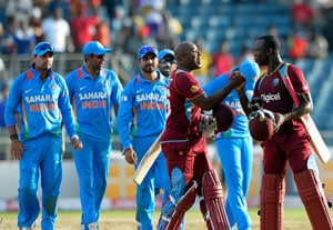 India vs West Indies highlights - the match as it happened