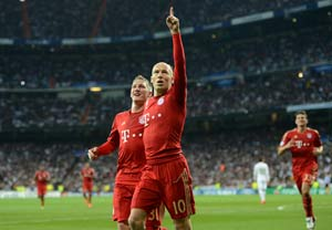 Champions League: Bayern down Real Madrid in penalties to enter final