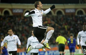Soldado-inspired Valencia bring BATE back to earth