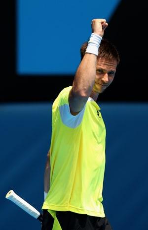 Sweden beats Russia, gains Davis Cup quarterfinals