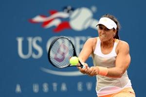 US Open: Britain celebrate double win, Agnieszka Radwanska, Li Na cruise
