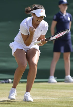 Wimbledon 2013: Laura Robson first British woman in last-16 since 1998