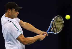 Roddick out, Wozniacki wins at China Open