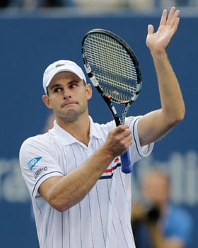Emotional Andy Roddick makes tearful exit from tennis
