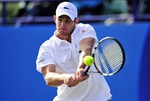 Andy Roddick racks up 600th victory