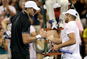 Roddick beats Isner to reach Atlanta final