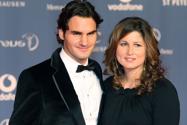 Roger Federer Celebrates Birth of Second Set of Twins