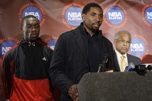 NBA players ask judge to stay court proceedings