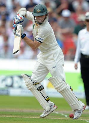 The Ashes: Chris Rogers won't blame mate as ton goes begging