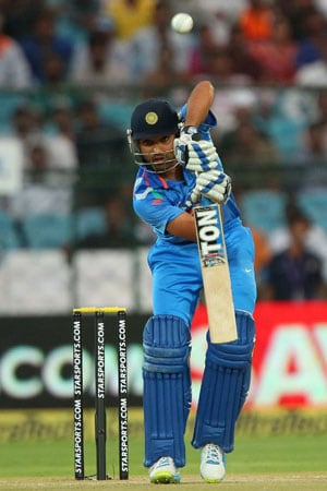 Should stick to Shikhar Dhawan and Rohit Sharma as openers: Wasim Jaffer