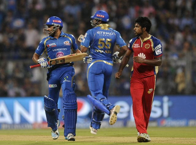 IPL 7 Stats: Mumbai Indians Show Why Wankhede is Their Fortress With Record 10th Straight Win