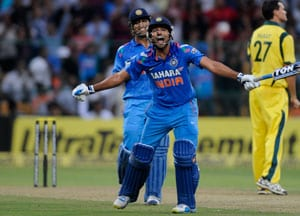 Bangalore is a small ground, but I wanted to play big: Rohit Sharma