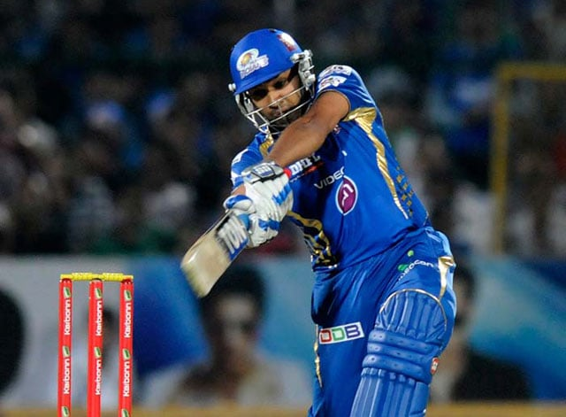 IPL 7: Rohit Sharma Optimistic Despite Mumbai Indians' Dismal Start
