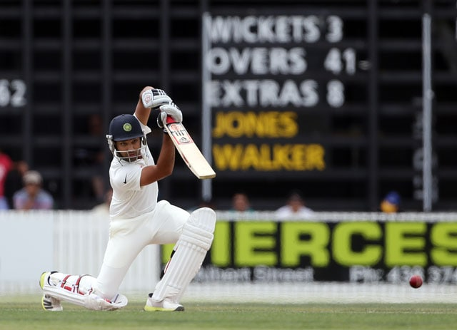 Rohit Sharma, Ajinkya Rahane slam fifties as India draw tour match vs New Zealand XI