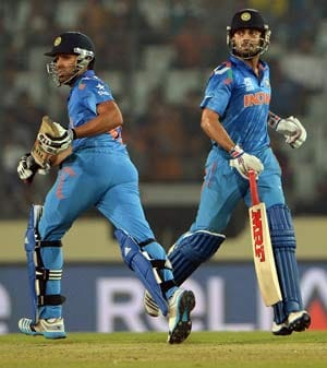 ICC World Twenty20: Wins are fine but MS Dhoni 'worried' Indian batting yet to be tested