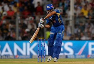 Indian Premier League: Rohit Sharma Helps Mumbai Indians Beat Royal Challengers Bangalore by 19 Runs