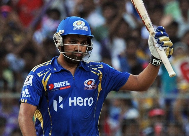 Rohit Sharma credits IPL captaincy for turning a new leaf