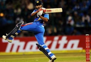 Something amiss when I bat in ODIs: Rohit Sharma