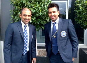 Team India jet-lagged but upbeat on Twitter