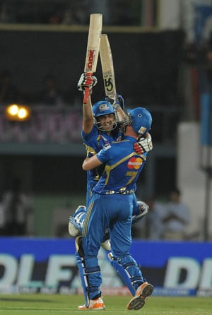 IPL 5: Deccan Chargers vs Mumbai Indians statistical highlights