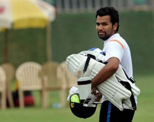 Manoj Tiwary, Rohit Sharma eye Test spots playing in Ranji Trophy