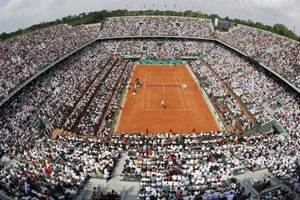Prize money in French Open increased by 7 per cent