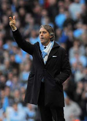 Roberto Mancini wary of Newcastle threat