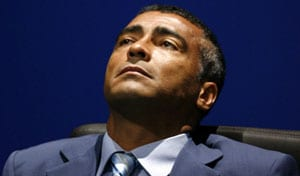 Romario boasts he is better than Messi, Maradona