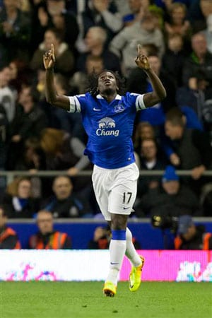 EPL: Rampant Romelu Lukaku helps Everton sink Newcastle