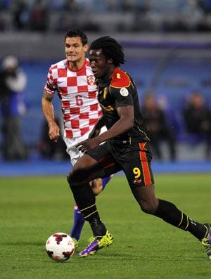 Romelu Lukaku double helps Belgium book 2014 FIFA World Cup berth
