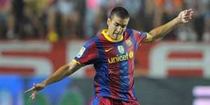 Chelsea sign Barcelona