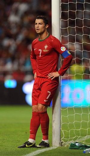 Real Madrid hopes sad Cristiano Ronaldo recovers for Sevilla