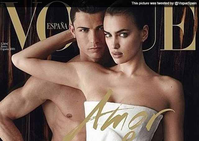 What World Cup? Cristiano Ronaldo, Irina Shayk Dazzle in Daring Photoshoot