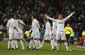 Ronaldo hits hat-trick as Real go 10 points clear