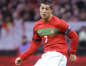 Cristiano Ronaldo set to win 100th cap for Portugal
