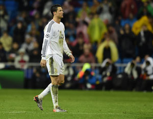Cristiano Ronaldo S Knee A Cause Of Worry For Real Madrid Portugal Football News