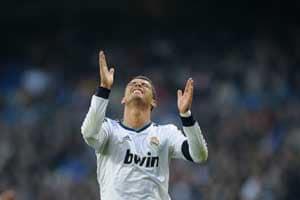 Real Madrid boss Carlo Ancelotti hails Cristiano Ronaldo's work ethic