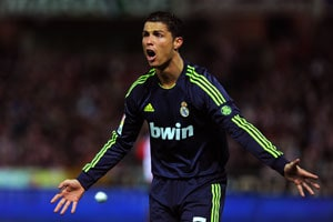 Cristiano Ronaldo own-goal condemns Real Madrid to Granada defeat