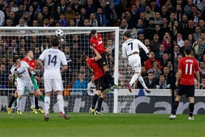 Resurgent Real Madrid travel to Manchester United in hope