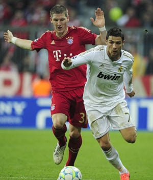 UEFA Champions League 2012: Real Madrid confident of overturning Bayern Munich deficit