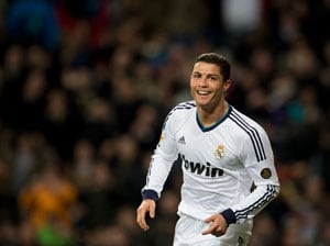 Cristiano Ronaldo-inspired Real Madrid ready for Manchester United