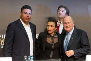 Marriage of Brazil's football great Ronaldo ends