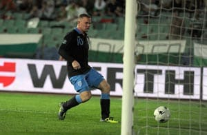 Euro 2012: Rooney recovering from injury
